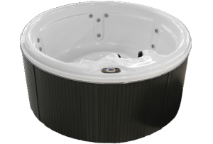 Cal Spas Aqua – A511R Spa sideview